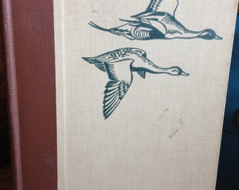 1936 Birds of America Vintage Book