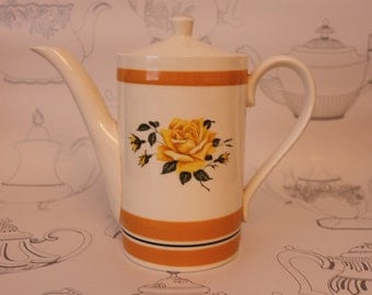 SALE Sadler Coffee Pot