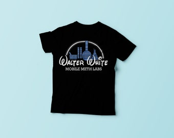 Breaking Bad - Walter White - Disney Parody - T-Shirt