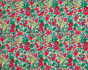 Liberty Art Fabrics Emma and Georgina D Tana Lawn