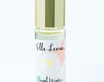 Royal Winter Perfume Oil