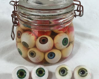 Decorative eyeballs sold in pairs