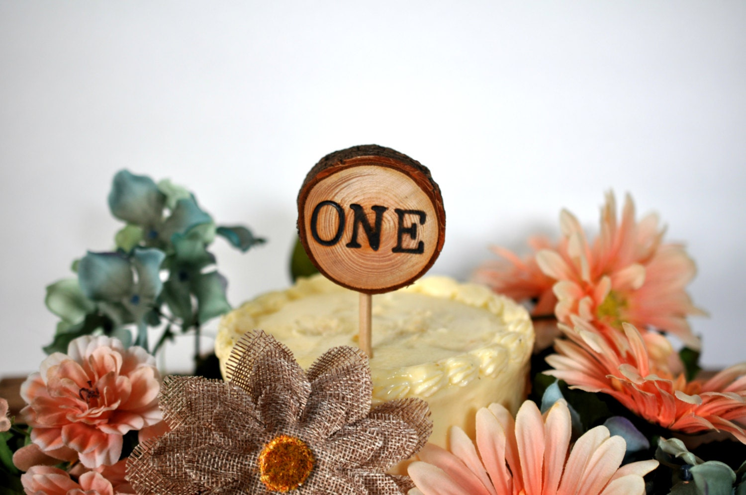 one cake topper woodland cake topper custom woodland party