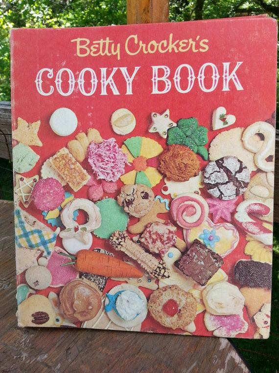 1963 Betty Crocker Cooky Book 1st Edition First Printing