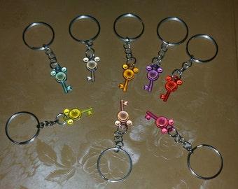 Acrylic Mickey Key Keychains
