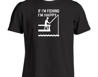 Mens Fishing T Shirt Fishing Equipment Wear Reel Fly Line Bait Tackle Beach Rod