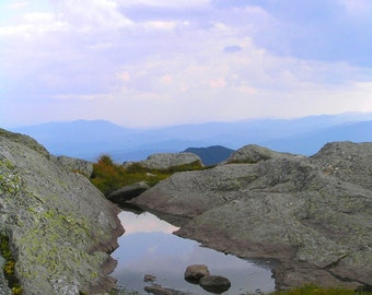 Camel's Hump State Park Vermont Hiking Trail
