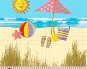 Sunshine clipart | Etsy