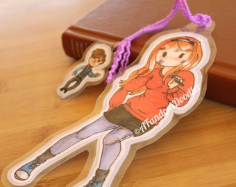 Amy Pond (Doctor Who) Bookmark