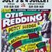 Otis Redding Concert Poster – Expo 67 Montreal July 3&4 1967 Worlds Fair Gigs