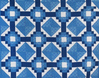 Beautiful Blues Quilt