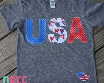 Toddler 4th of JULY shirt USA Memorial Day Veterans Day