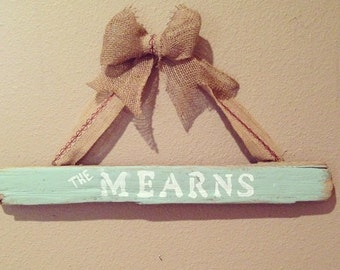 Driftwood Door/Wall Hanger