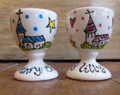 Christening Egg Cup...