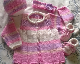 Baby Coat Set