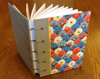 Daisy Blank Journal