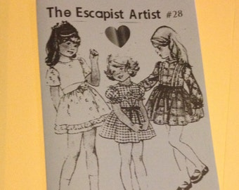 The Escapist Artist Zine 28
