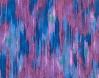 Purple Lines Vivid Jewel Robert Kaufman Fabric 1 yard