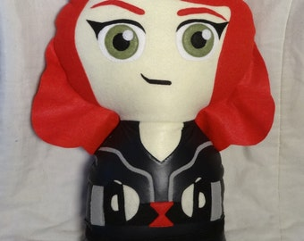 Natasha Romanoff/Black Widow Cuddle Plush