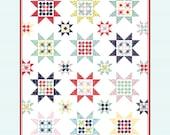Summer Stars Digital Pattern 717