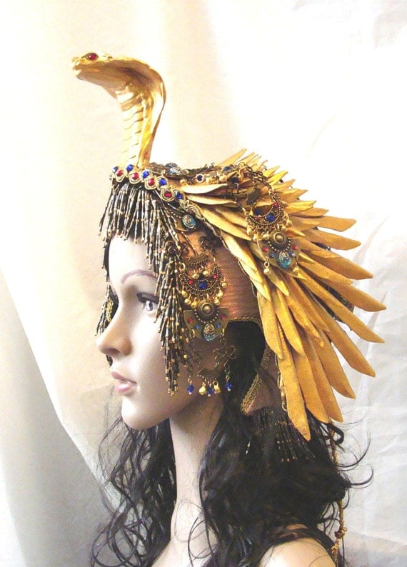 egyptian queen headdress - photo #12