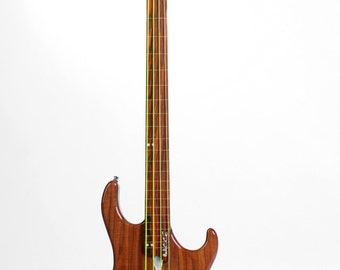 Bacce Bold Kore 4 Fretless Bass (by Order)