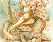 Beautify Your Dragon (print)