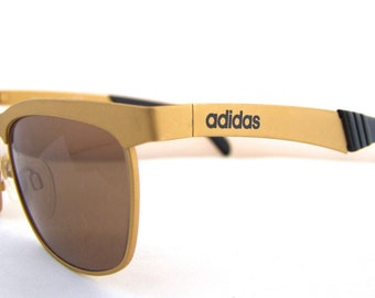 Rare ADIDAS  Sunglasses NOS 80s 90s Made in Austria by Masters model A217