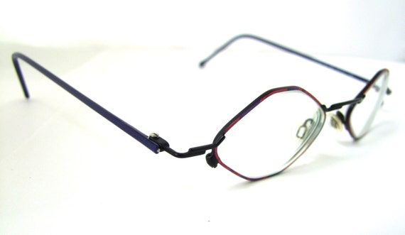Designer Eyeglass Frames From Germany : Vintage 1990s Designer Eyeglasses // 90s Frames // Germany