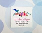 Custom Business Cards, Business Cards, Set of 48