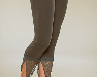 Pixie Pointy Tights - burning man - women clothing