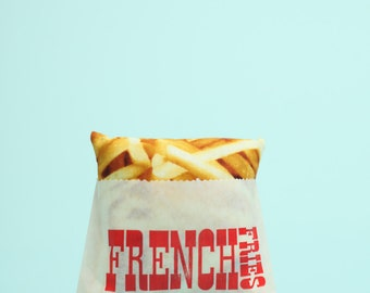 French Fries Catnip Toy, Fast Food, Chips, Junk Food