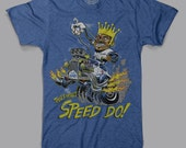 KC Royals That's What Speed Do Tee