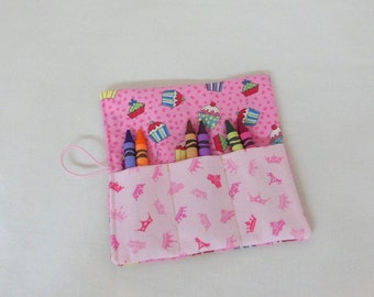Crayon Roll-ups Party Favors Girls Party Favors Gifts for Kids Wedding Favors Birthday Party Favors Gift for Her