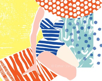 Parasol Print