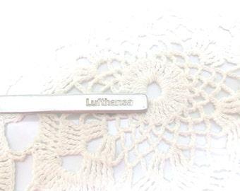 Lufthansa Silver Hepp Pforheim Spoon 1980 /