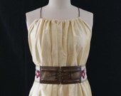 Game Of Thrones Kings Landing Shae Dress and Belt- Rdy to Ship