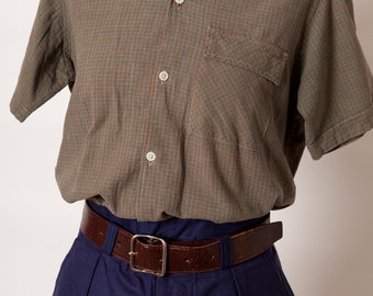 French Shirt 1950