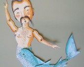 Pacific Ocean Merman