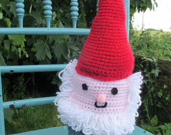 Crochet Gnome Cafetiere/French Press/Bodum Coffee Cosy - Made to Order