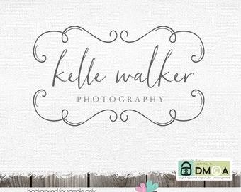 logo design - Photography Logo premade logos real estate logo photographer logo  premade logo design - blog logo - logo for photography