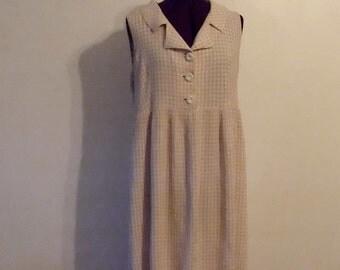 Vintage Empire Waist  summer Maxi  dress