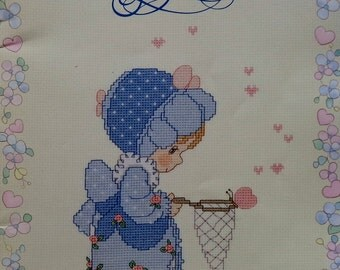 Designs By Gloria & Pat MAY Only GOOD THINGS Come Your Way Precious Moments (Multiple Designs) - Counted Cross Stitch Pattern Chart Booklet