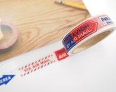 Aimez le style Airmail Label Washi Tape (15mm X 7M)