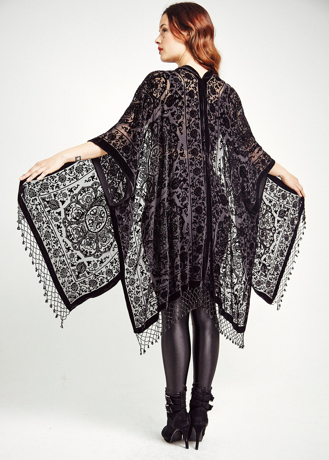Find black fringe kimono at ShopStyle. Shop the latest collection of black fringe kimono from the most popular stores - all in one place. Asos DESIGN macrame fringed festival Jersey kimono in black $45 Get a Sale Alert at Asos Asos DESIGN Embroidered Kimono Dress With Fringe .