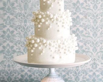 """Cake Stand - 15"""" Ceramic Cake Stand"""