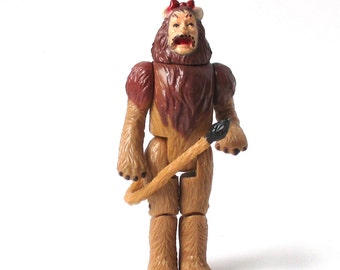 Cowardly Lion, Wizard of Oz, 1988 Figure, Somewhere over the Rainbow