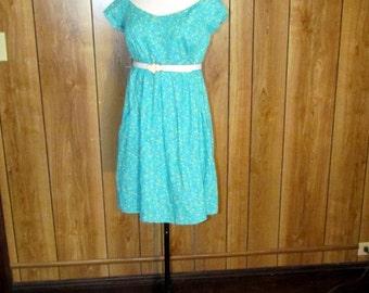 On Sale-Darling POLKA DOT Sweetheart Day Dress