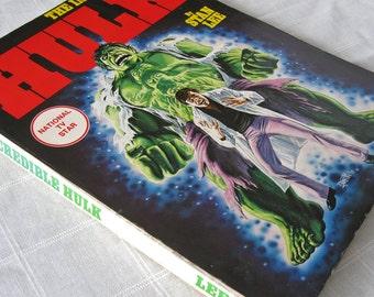 The Incredible Hulk 1978 Fireside TPB Collection
