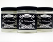 Scented Candle - Rosewood & Vanilla - Victorian - In Memoriam